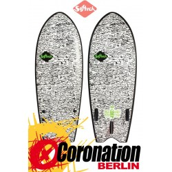 Softech KYUSS KING FISH Surf Softboard