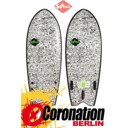 Softech KYUSS KING FISH Surf Softboard