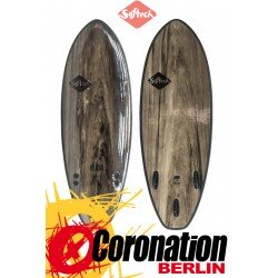 Softech FLASH Surf Softboard black marble