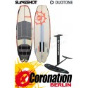 Slingshot CONVERTER + Duotone SPIRIT SURF Foilset