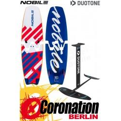 Nobile INFINITY SPLIT + Duotone SPIRIT CARVE Foilset