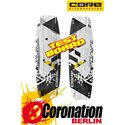 CORE CHOICE 2 TEST Kiteboard 142 + pads et straps