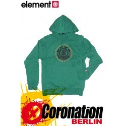 Element Elemental Hoodie Green Flash
