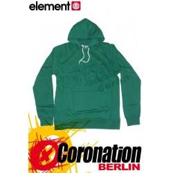 Element Harlem Hoodie Green Flash
