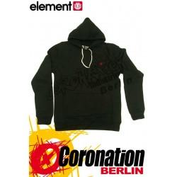 Element Harlem Hoodie Black