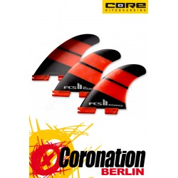 Core FCS II ACCELERATOR NEO GLASS TRI SET Fins
