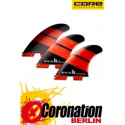 Core FCS II ACCELERATOR PC CARBON TRI SET Finnen