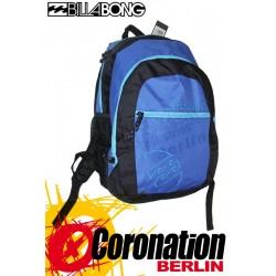 Billabong Mission Schul & Freizeit Rucksack Backpack - Electric Blue