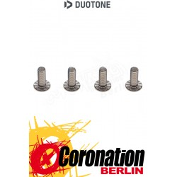 Duotone FOOTSTRAP SCREW RIPPLED 16mm