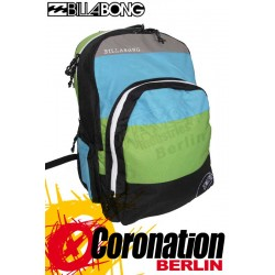 Billabong Mission Rucksack Schul & Freizeit Backpack - Black