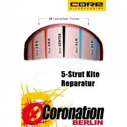 Core XR6 boudin Fronttube Ersatzschlauch