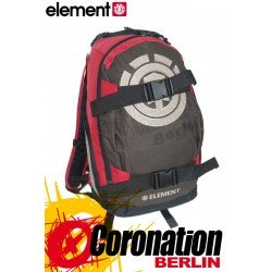 Element Mohave Skate Rucksack Street & Schul Backpack Chili