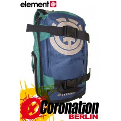 Element Mohave Skate Rucksack Street & Sport Schul Backpack vert Flash