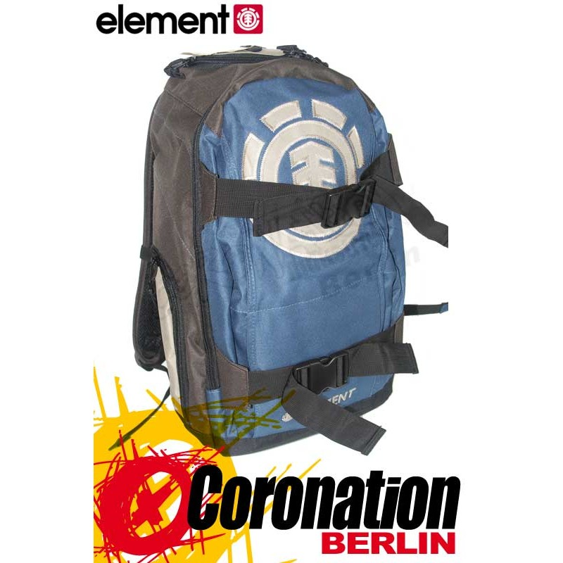 Element Mohave 29L Skateboard Rucksack Schul & Street Backpack Brown