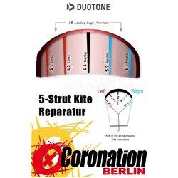 Duotone Rebel 2019 bladder Ersatzschlauch Fronttube & struts