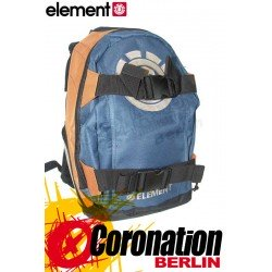 Element Mohave Skate Rucksack Small Schul & Street Backpack Tangine