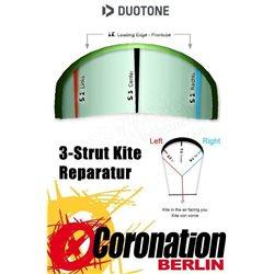 Duotone Dice 2019 boudin Ersatzschlauch Fronttube & lattes