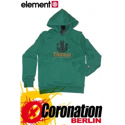 Element Vertical Hoodie Green Flash