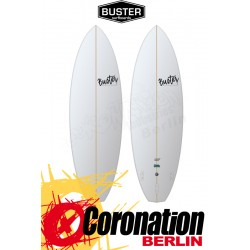 Buster S-TYPE 5'0 SUPER RAILS Surfboard