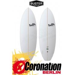 Buster FX-TYPE 5'6'' SUPER RAILS Surfboard