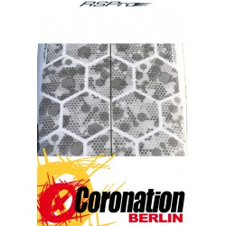 RSPro HEXA TRACTION PADS STANDARD Surfboard Pads camo