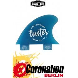 Buster 2.6'' CENTER FINNE blue, tinted resin