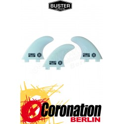 Buster 4.28'' THRUSTER FIN SET SMALL