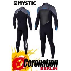 Mystic Star 5/4 D/L Neoprenanzug Black/Grey