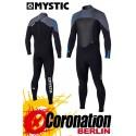 Mystic Star 5/4 D/L neopren suit Black/Grey