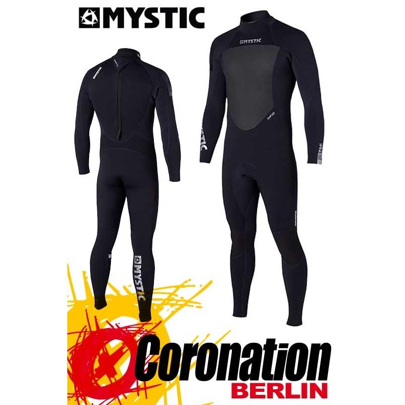 Mystic Star 5/4 D/L combinaison neoprène Black