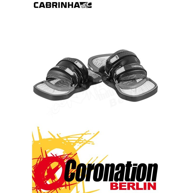 Cabrinha H2O Bindung 2019 Footpads & Straps