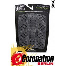 Slater Designs FRONT FOOT TRACTION PAD black