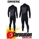 Mystic Majestic 5/4 D/L Full combinaison neoprène Wetsuit Back-Zip Black