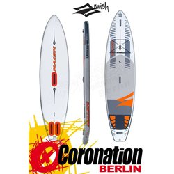 """Naish CROSSOVER 2020 Inflatable SUP 12'6"""" x 34 Fusion"""