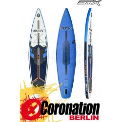 STX RACE 12'6''x32'' 2019 SUP Board blue/white/orange