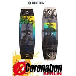 Duotone Jaime TEXTREME 2019 TEST Kiteboard 142 + NTT pads and straps