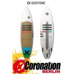 Duotone Pro Wam 2020 TEST Waveboard 5.7 + Pads
