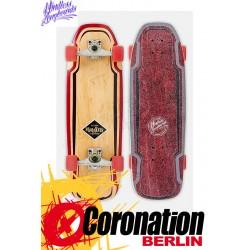 Mindless SURF SKATE MAROON