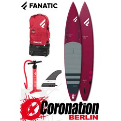 "Fanatic FALCON AIR PREMIUM 2020 SUP Board 12'6""x26.5"