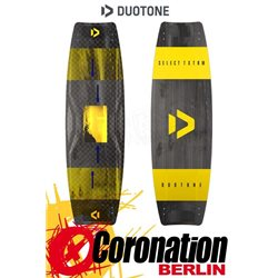 Duotone Select CARBON TEXTREME 2019 TEST Kiteboard + NTT pads et straps