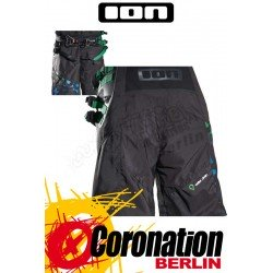 ION B2 Boardshort 2014 Kite Seat Harness harnais culotte Black