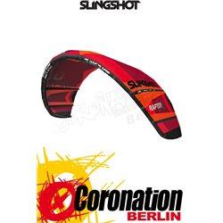 Slingshot RAPTOR 2020 TEST Kite 9m - FRISCHFLEISCH