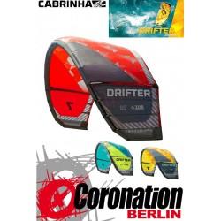 Cabrinha Drifter 2015 Gebraucht Kite 9m²