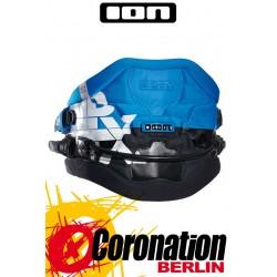 ION Vertex 2014 Waist Harness Black-Blue