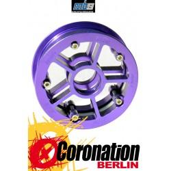 MBS ROCKSTAR PRO HUB ATB Rad Felgen 8'' Set (4Stk.) purple