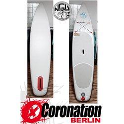 NGU Inflatable SUP Tourer 11'5x33''x6'' Standup Paddle Board