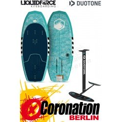 Liquid Force GALAXY 4'2'' + Duotone SPIRIT CARVE 950 Foilset