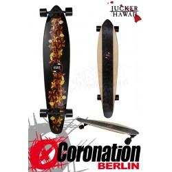 Jucker Hawaii Longboard Ka Pua Cruiser 117cm - SE Black