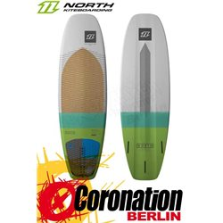 North Pro Whip CSC 2018 occasion Kiteboard 5.0 avec Frontpad
