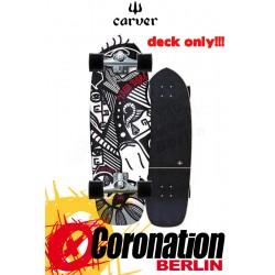 Carver SKINNY GOAT 30.75'' Surfskate Deck